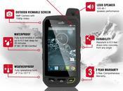 Adventure Tech: Sonim Ruggedized Smartphone