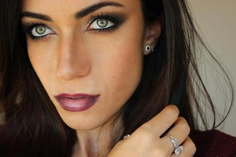 Requested: Night Out Smokey Cat Eye Makeup Tutorial