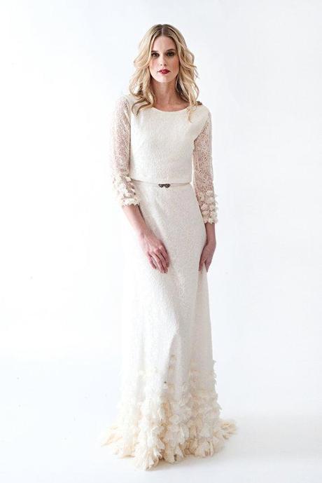 5 Fab Wedding Dresses for the Unique Bride (I likey a lot!)