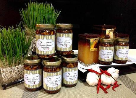 Victoria's Gourmet: Garlic Tinapa