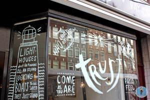 Trust Cafe in Amsterdam