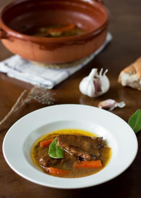 Veal with Mistela Muscat | Ternera a la Mistela Moscatel