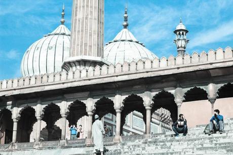 harsha_photo_delhi_masjid