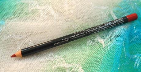 Colorbar Definer Lip Liner 012 Perfect Maroon : Review, Swatch