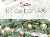 Make C&B Inspired Galvanized Christmas Tree Collar Less Than