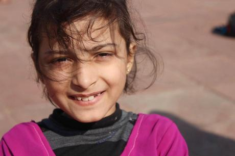 Sofiya. There is divine beauty in innocence.