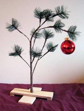 Top 10 Rather Sad Looking Christmas Trees