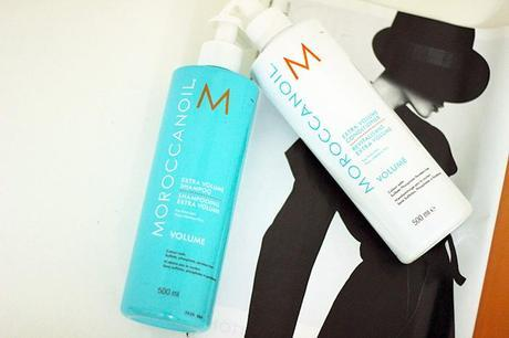 Moroccanoil Special Edition Extra Volume Duo Set Review