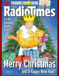 What the Christmas TV  looks like for (UK) Kitlit fanatics
