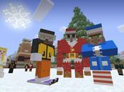 Festive Mash-Up Minecraft Xbox