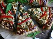 Post Blog; Vegetable Ricotta Tart with Native Spice