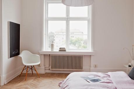 Beautiful Apartment In Sweden Paperblog - Sleek-and-beautiful-apartment-in-sweden