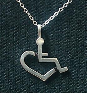 3ELove logo necklace