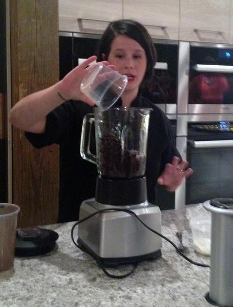 SUDIA & Chef Caitlin Present Low-Lactose Black Bean Soup