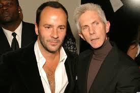 Tom Ford (l) & Richard Buckley (r)