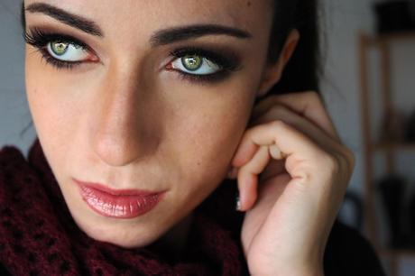 EASY Smokey Makeup Tutorial Using Only Two Eyeshadows