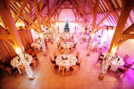 Christmas wedding theme inspiration