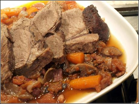 French Style Braised Beef