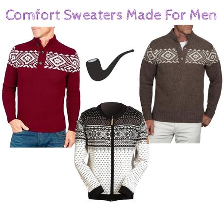 2604fdea7a2b Cosy Norwegian Sweaters For Men - Paperblog