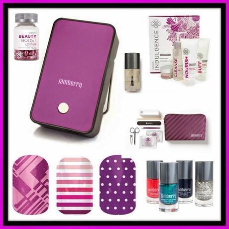 FREEBIE: Jamberry Nail Wraps