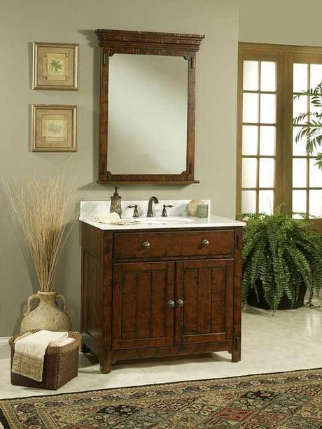 Standard Bathroom Vanity Height: What Is The Standard Depth Of A Bathroom Vanity?