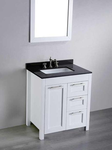 What is the Standard Depth of a Bathroom Vanity? - Paperblog