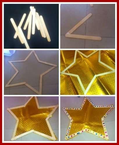Christmas Star DIY