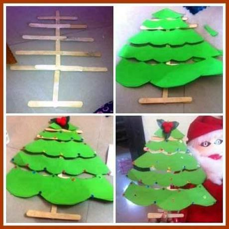 3 DIY Christmas Decorations Within Minutes Step By Photos