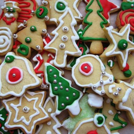 Best Christmas rolled sugar cookies