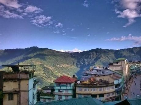 How to Reach in Gangtok