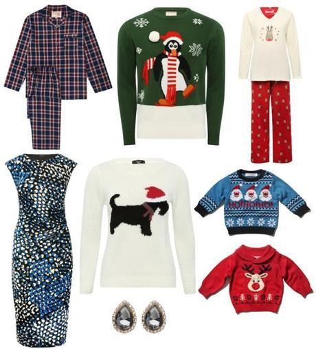 Christmas wish list from M and co