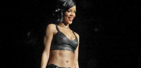 Rihanna Abs