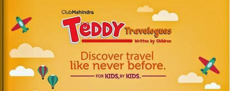 Add Magic to Your Child Vacation's -Teddy Travelogues