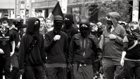 Unmasking The Black Bloc