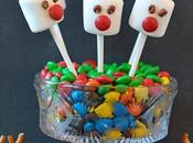 Rudolph Nosed Reindeer Marshmallows