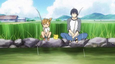 12 Days of Anime #7: Barakamon and the joys of the countryside