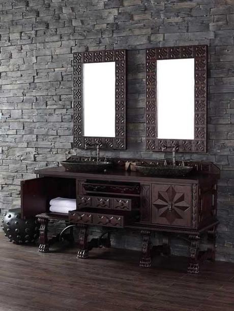 Balmoral Furniture Style Vanity from James Martin Furniture