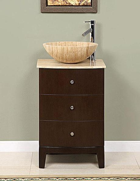 Vesuvius Single Vessel Sink Vanity