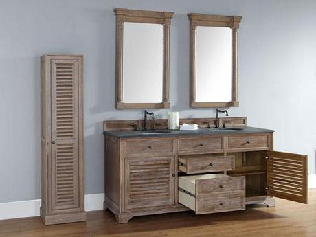 Veroli Vanity with Louvered Doors