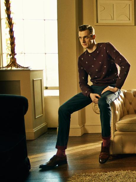 Ted Baker Autumn/Winter 2015 Take the Lead Collection