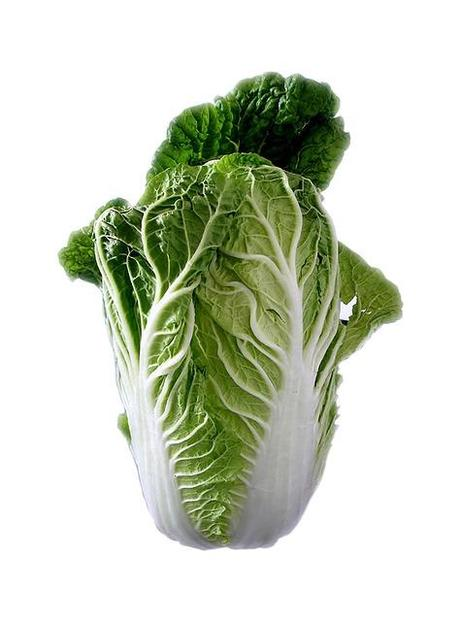 Chinese Cabbage benefits uses