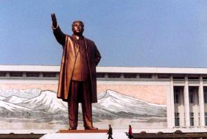 March 1986 - Status of Kim Il-sung in Pyongyang