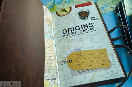 Bo's Coffee Presents Origins: A Travel Journal