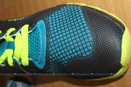 Reebok Z Fury Shoe Review