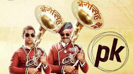 PK … and my sober review of the film.