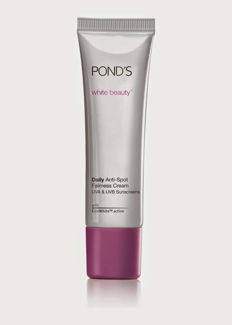 Pond's White Beauty Anti-Spot Fairness Range (Products, Price and Pictures )