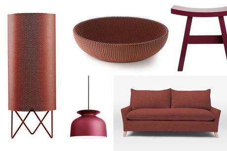 Matching Home Decor to Pantones 2015 Color of the Year