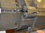 Spent Years Building Halo Pillar Autumn Spaceship with LEGO