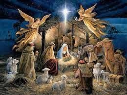time to celebrate the birth of jesus christ merry christmas to all
