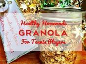 Homemade Granola Recipe Tennis Players
